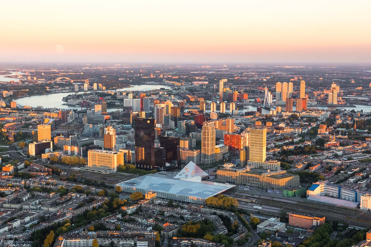 Hotel Rotterdam Airport